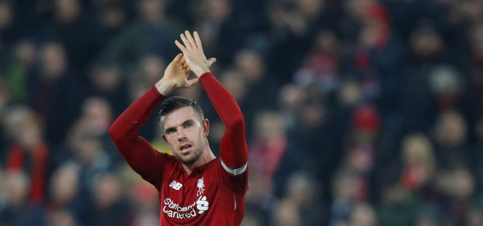 'Injury crisis' - Liverpool fans react to Henderson injury update