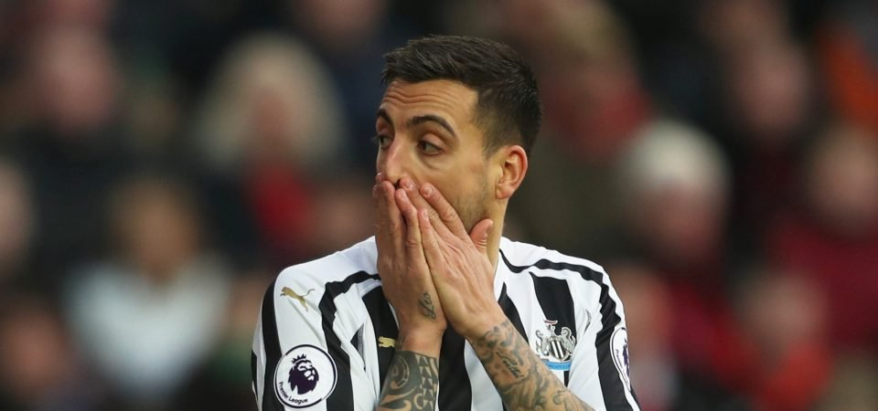 Newcastle fans react to reports that Joselu could be leaving the club