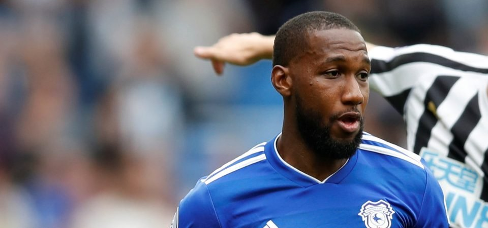 Cardiff City fans react to Junior Hoilett's brilliant strike