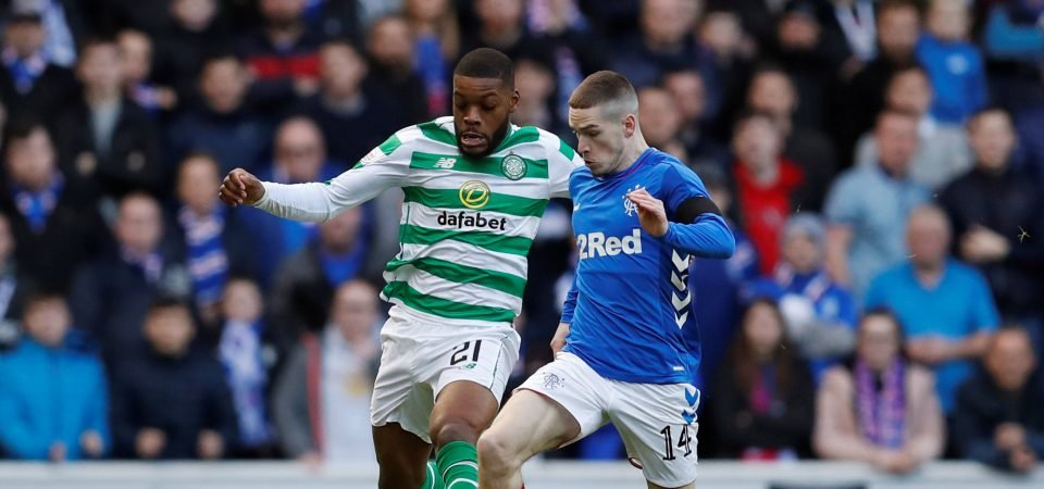 Get rid: Liverpool fans don't think Ryan Kent has a future at the club