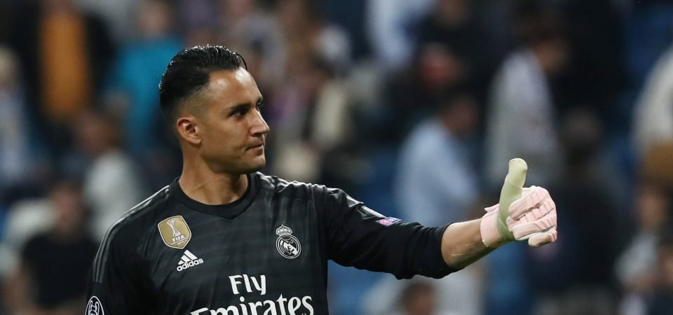 Another Iker Casillas? Keylor Navas is the hero Real Madrid don't deserve