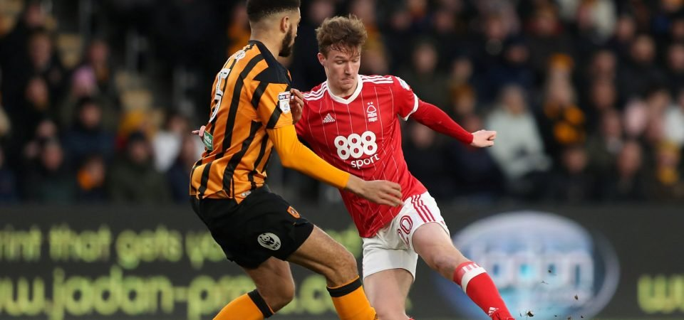 Nottingham Forest must hijack any potential Rangers move to sign Kieran Dowell