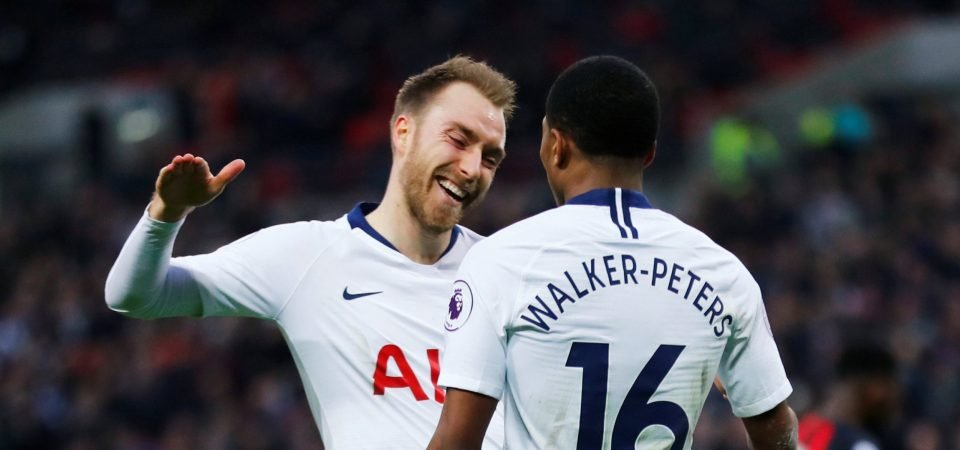 Tottenham fans are worried about these quotes from Christian Eriksen