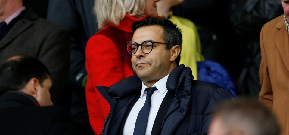 Leeds fans react as club's owner Andrea Radrizzani hits financial difficulties