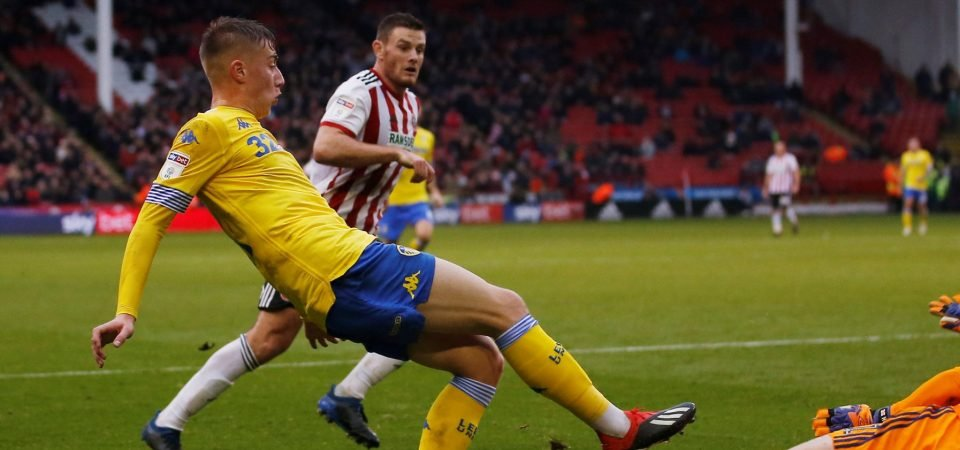 Leeds fans react to Jack Clarke's masterclass for the Under 23's
