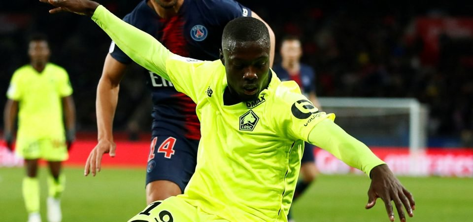 Everton should go for Nicolas Pepe to replace Theo Walcott