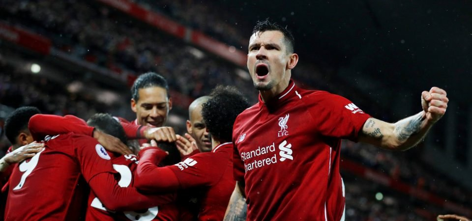Lovren shares a brilliant World Cup tribute video on Instagram