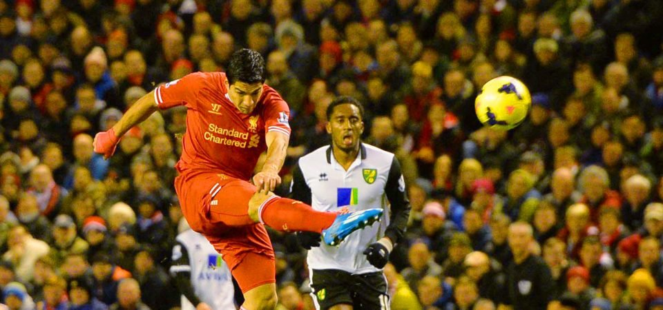 Liverpool fans on Twitter want Luis Suarez to come back to Anfield after latest tweet