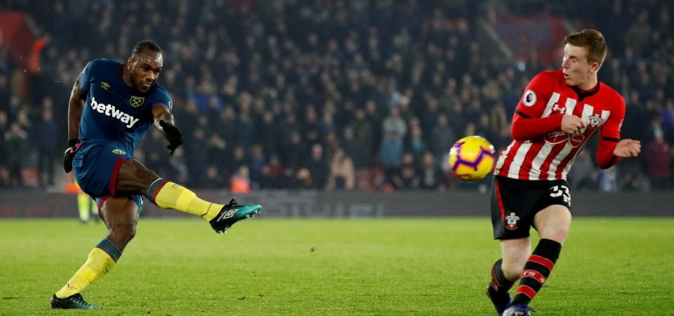 Michail Antonio proved against Southampton exactly why he is still a West Ham player