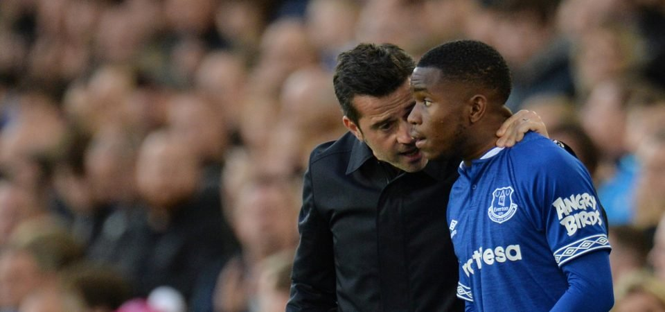 The Chalkboard: Marco Silva should use Ademola Lookman as a No.10 to spark Everton back into life