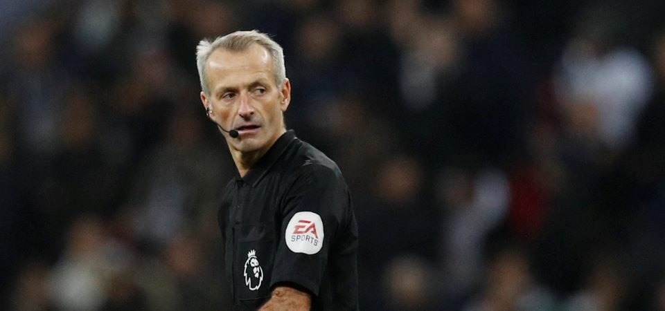 Ref In Focus: Liverpool and Man United will both have to be wary with Martin Atkinson in charge