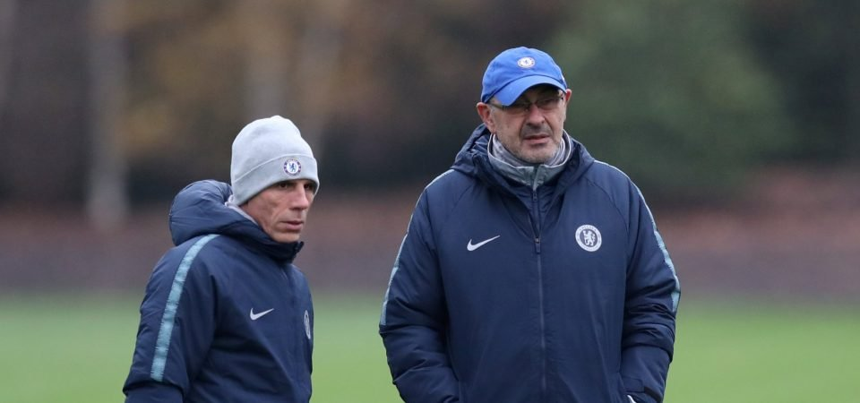 Chelsea fans react as Sarri calls for patience