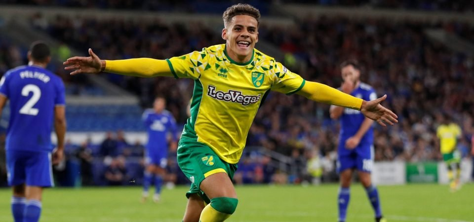 Crystal Palace fans want Max Aarons signed to replace Aaron Wan-Bissaka