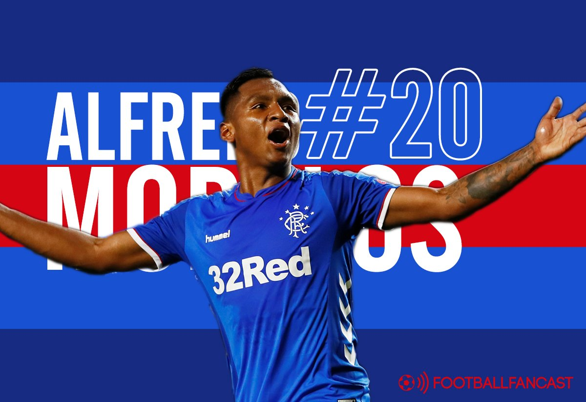 Player Zone: Gerrard will struggle to hold onto Alfredo Morelos if Prem clubs come calling