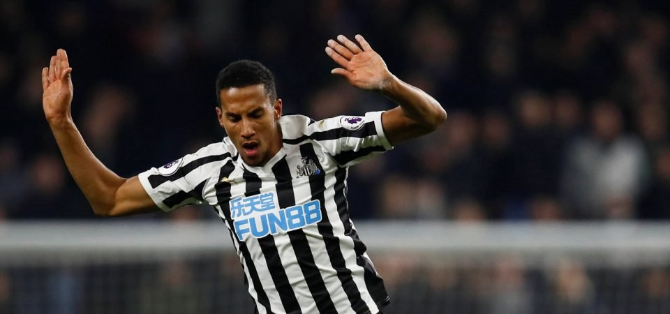 Opinion: Aston Villa should move for Isaac Hayden