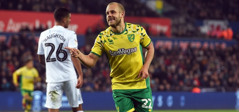 Revealed: 45% of polled Norwich fans think Teemu Pukki is worth between £10m - £15m