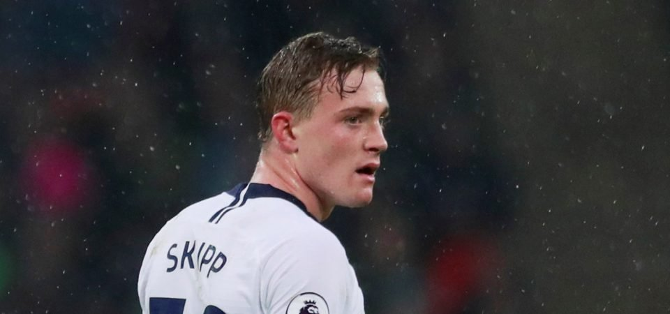 The Chalkboard: Oliver Skipp can save Spurs from panic buying a new midfielder