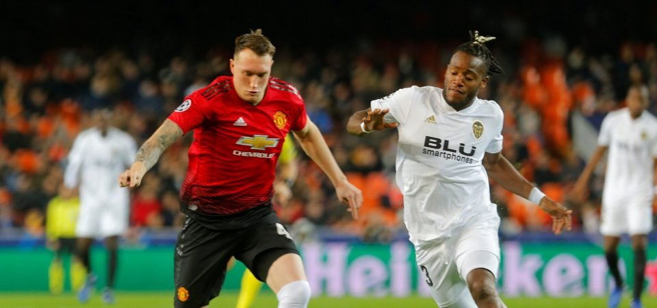 Revealed: 64% of polled Newcastle fans don't want to sign Phil Jones