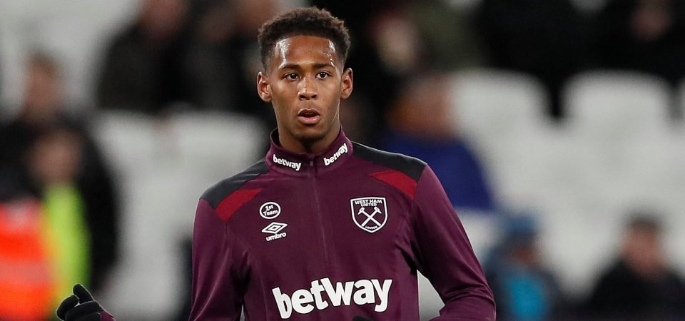 West Ham fans react as Reece Oxford joins Augsburg on a permanent basis
