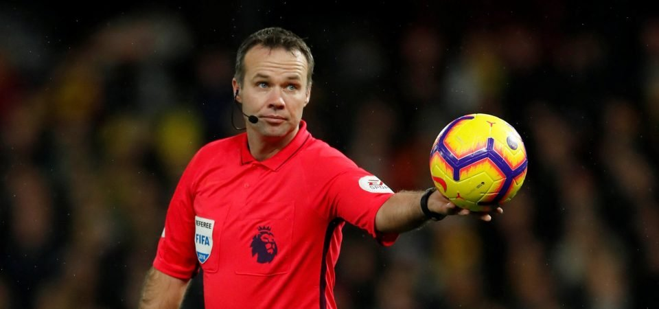 Ref In Focus: Paul Tierney appointment is good news for Tottenham fans
