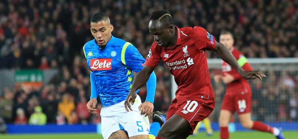 Revealed: 60% of Liverpool fans want Sadio Mane to keep his place vs United