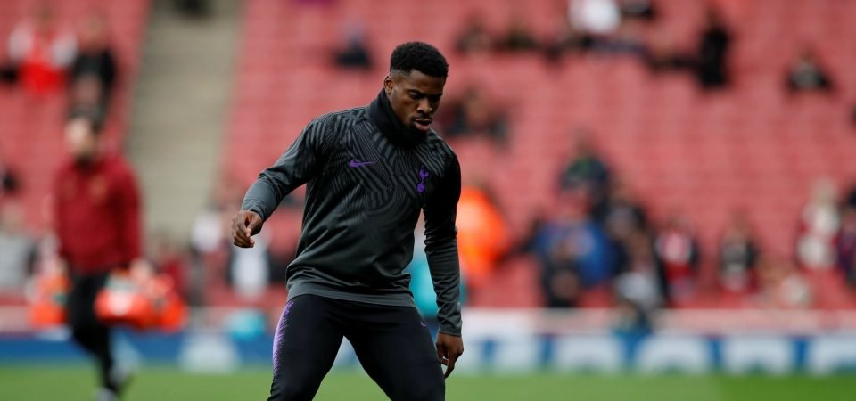 Serge Aurier was a weak link in the North London derby and Pochettino must be ruthless