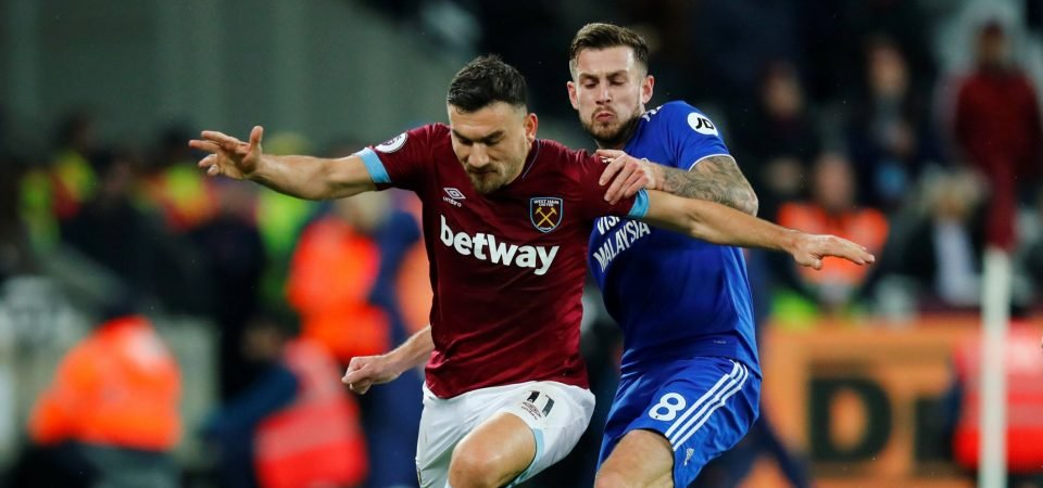 The constant threat of Snodgrass' left foot, and how it's helping Felipe Anderson