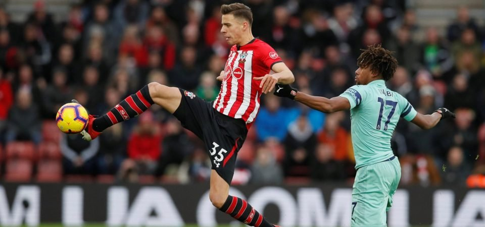 Southampton fans stunned by Bednarek showing vs Leicester