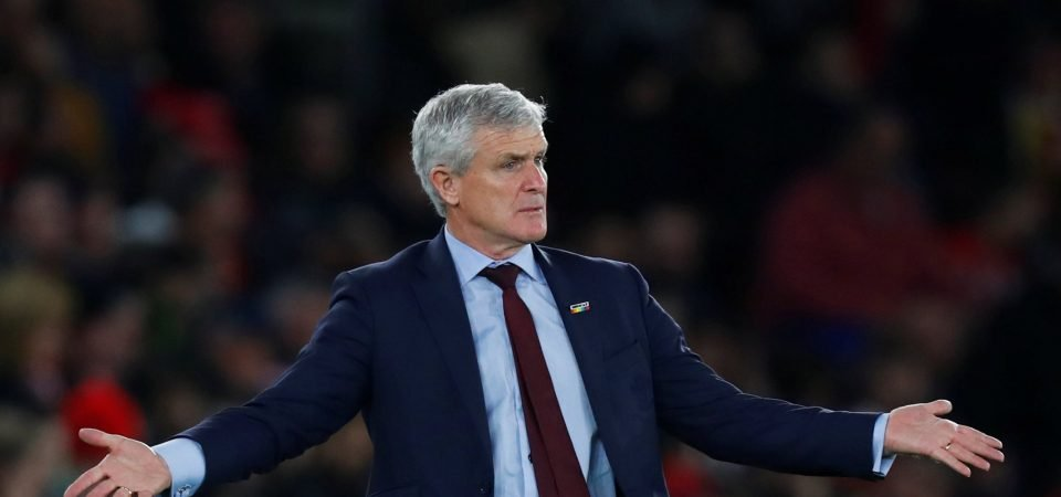 Southampton fans grateful for Mark Hughes and some even sorry to see him sacked