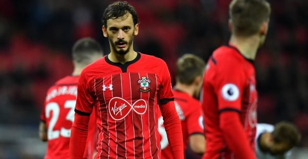 Southampton-striker-manolo-gabbiadini-during-defeat-to-tottenham-hotspur-e1544114404850-600x310