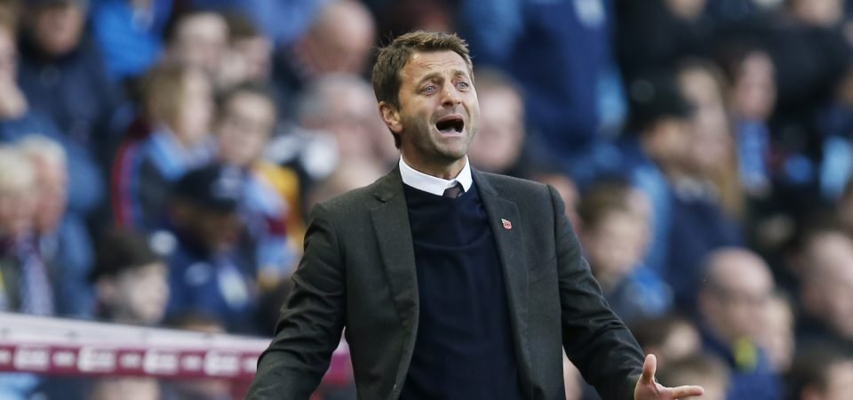 Arsenal fans destroy Tim Sherwood and his 'combined XI' after north London derby victory
