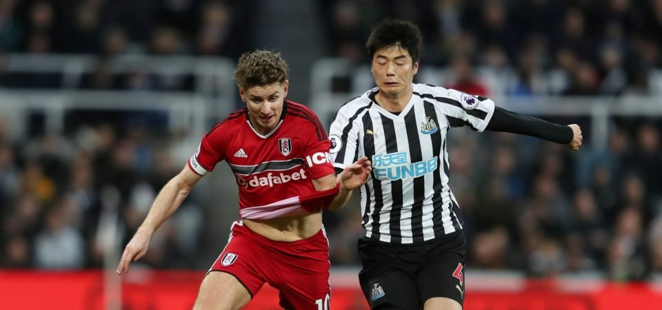 Gayle moving to Fulham would allow Rafa Benitez to get long-term-target Cairney
