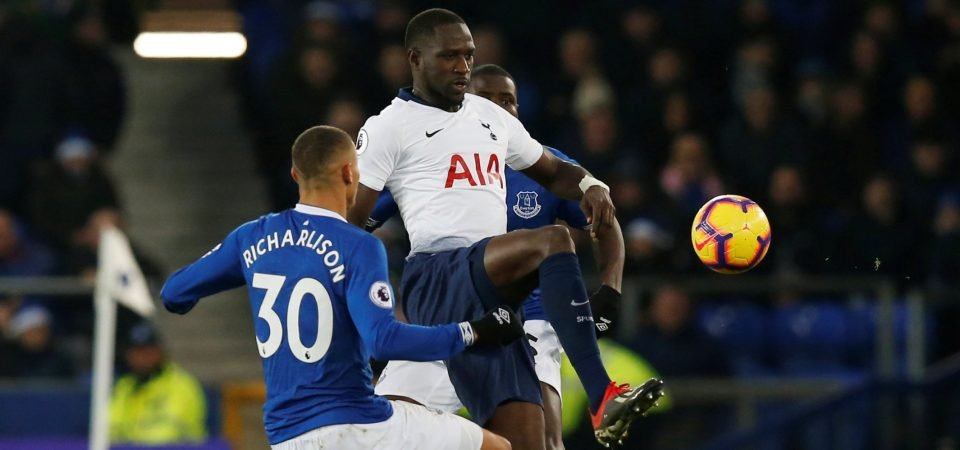 Tottenham fans react to club tweet about Moussa Sissoko's 100th Spurs appearance