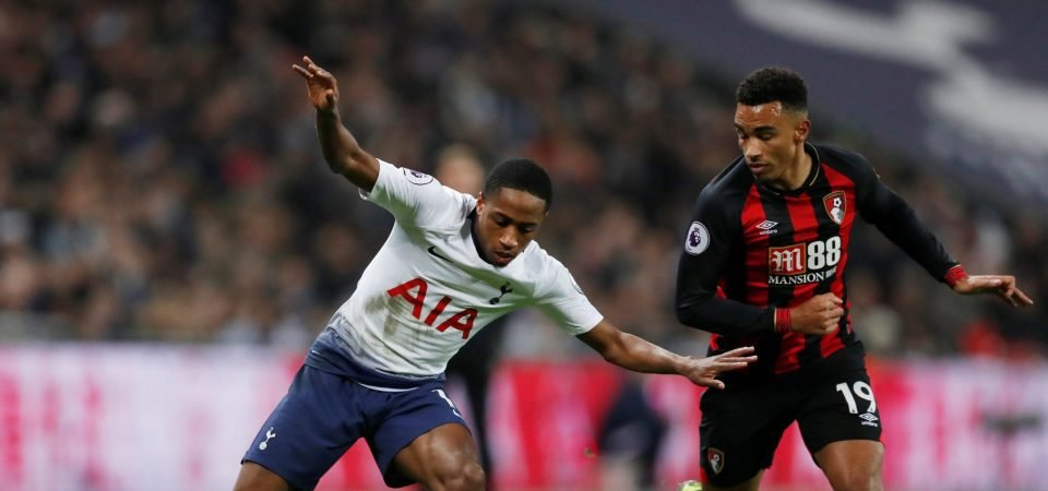Brendan Rodgers should move for Tottenham right-back Kyle Walker-Peters