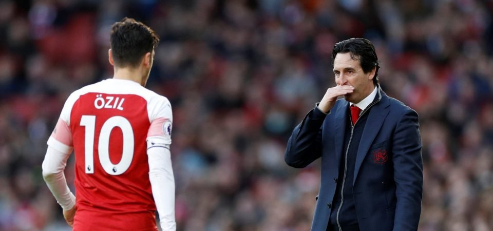 Enough is enough: Arsenal must start Ozil against Chelsea