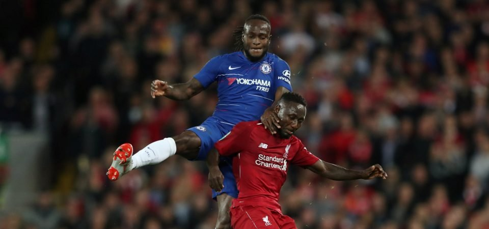 Crystal Palace are set to sign another top-six outcast in Victor Moses