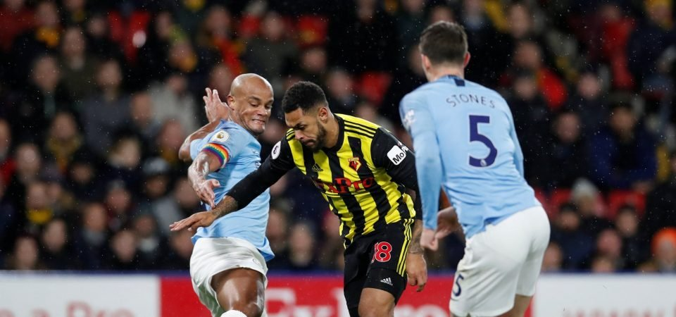 Leeds' chances of signing Andre Gray take a boost