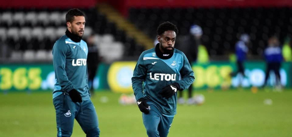 Revealed: 82% of Swansea fans think Nathan Dyer should have a long-term future at the club