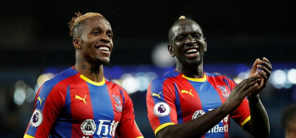 HYS: Should Crystal Palace take the money for Wilfried Zaha in order to solve major problem areas