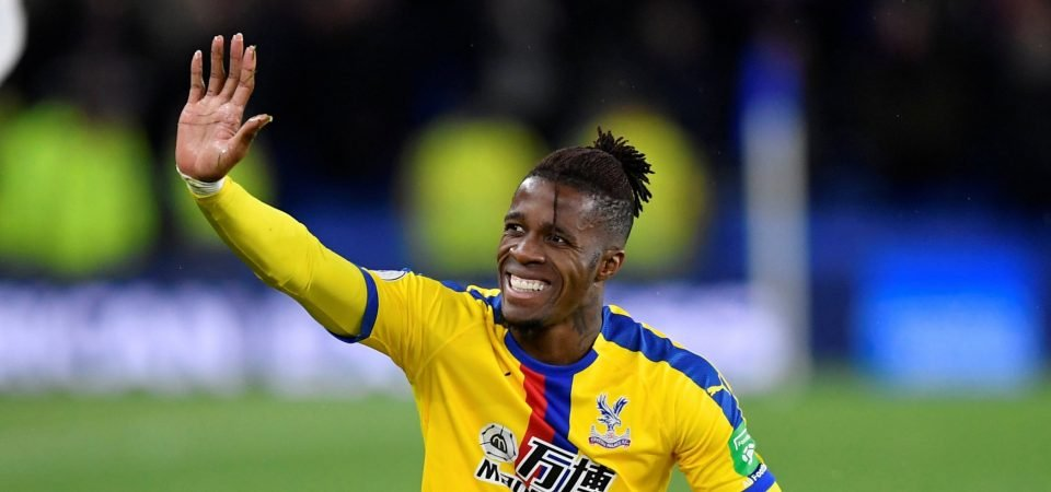 Unpopular Opinion: Crystal Palace could save their season by selling Zaha in January