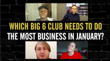Reactions | Which Big 6 Club Should Do The Most Business In January?