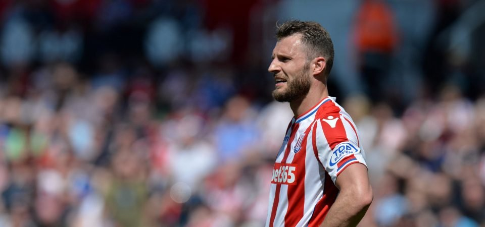 Stoke fans want Erik Pieters to leave their club