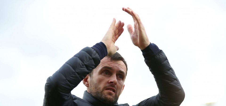Stoke fans react to Nathan Jones speculation