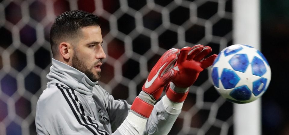 Leeds fans absolutely love Kiko Casilla transfer news