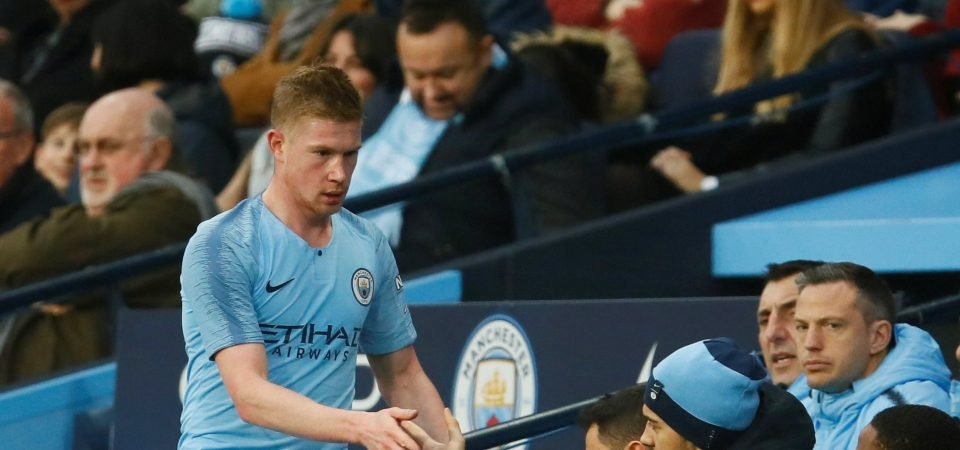 The Chalkboard: De Bruyne captains Man City in FA Cup win