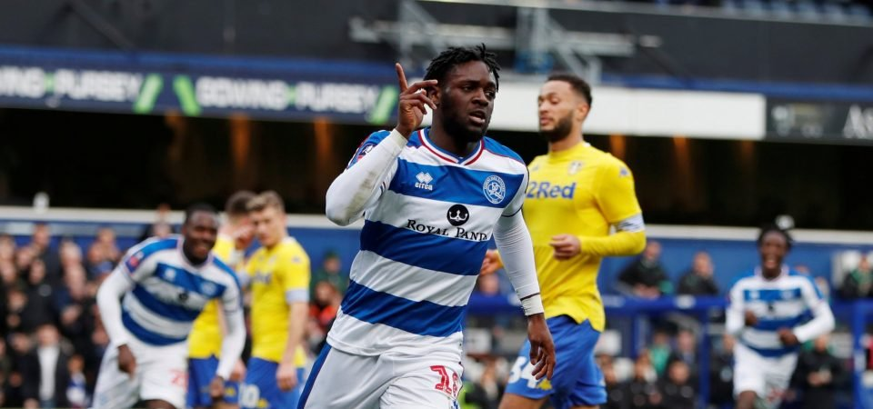 QPR fans delighted with Aramide Oteh performance
