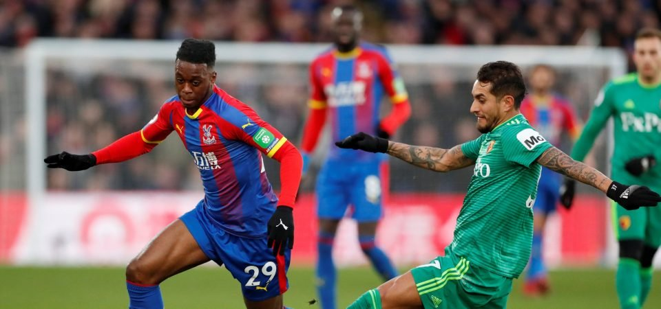 Chelsea fans don't want to sign Aaron Wan-Bissaka