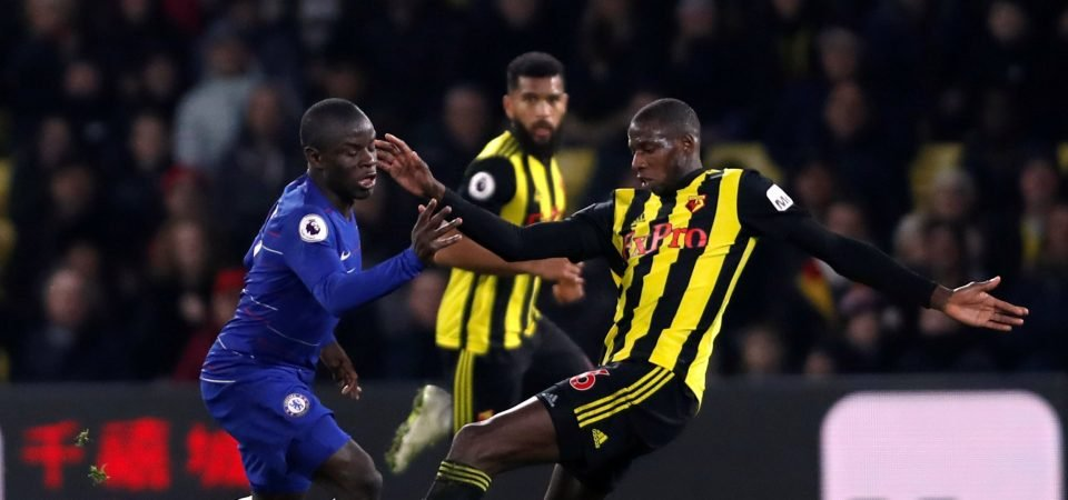 Arsenal fans want to sign Abdoulaye Doucoure after controversial Paul Merson statement