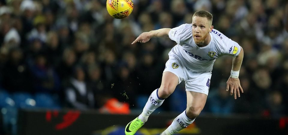Leeds fans praise Forshaw's performance against Derby
