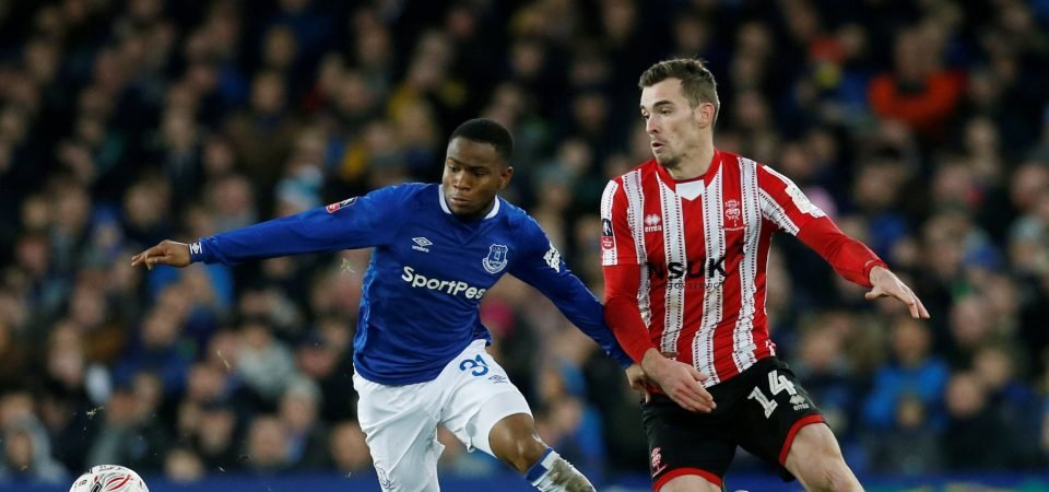 Revealed: 60% of polled Everton fans want Ademola Lookman to replace Theo Walcott instead of a new signing